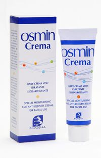 OSMIN CREMA Baby crema viso 50ml - Farmapage.it