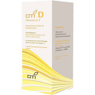 OTI D VITAMINA D3 GOCCE 50ML - Spacefarma.it