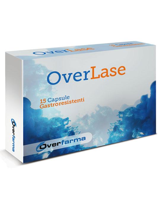 OVERLASE 15CPS GASTRORESISTENT - La farmacia digitale