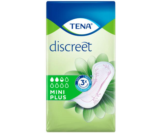 Tena Discreet Mini Plus Assorbenti 16 pz - Farmacielo