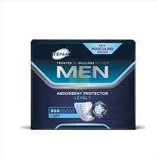 TENA MEN LEVEL 1 PANNOLONE SAGOMATO 12 PEZZI - Farmawing