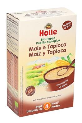 Holle Baby Bio Pappa Mais E Tapioca - Iltuobenessereonline.it