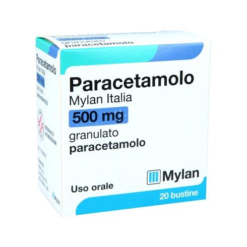 PARACETAMOLO MY*20BUST 500MG - Farmafamily.it