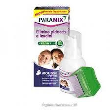 PARANIX MOUSSE 100ML+PETTINE-930515869