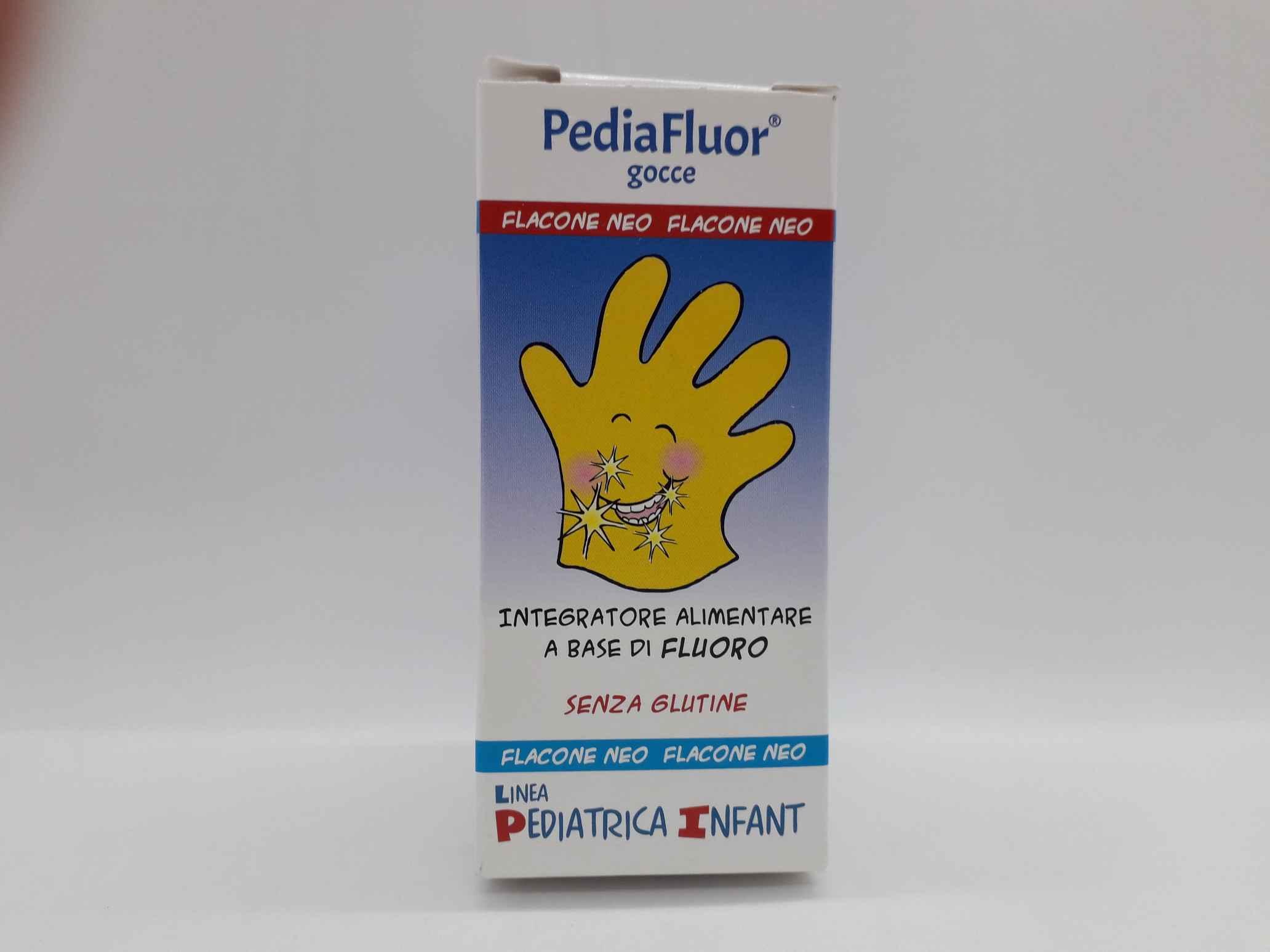 PEDIAFLUOR 7 ML - Farmaciaempatica.it
