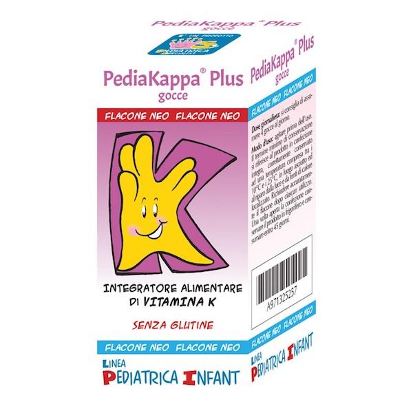 Pediakappa Plus 5ml - Sempredisponibile.it