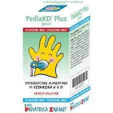 PEDIAKD PLUS 5 ML - Farmaciapacini.it