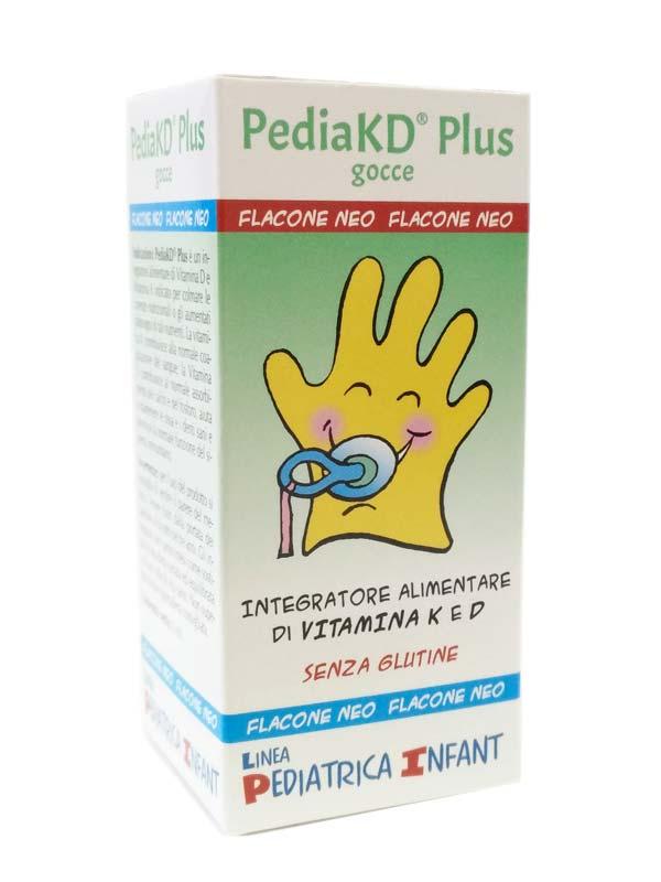 PediaKD Plus Gocce 5ml - Sempredisponibile.it