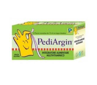 PEDIARGIN 10 FLACONCINI - Farmafirst.it