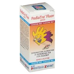 Pediatre Fluor Gocce 7ml - Sempredisponibile.it