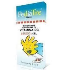 Pediatre Vitamina D 15ml - Arcafarma.it