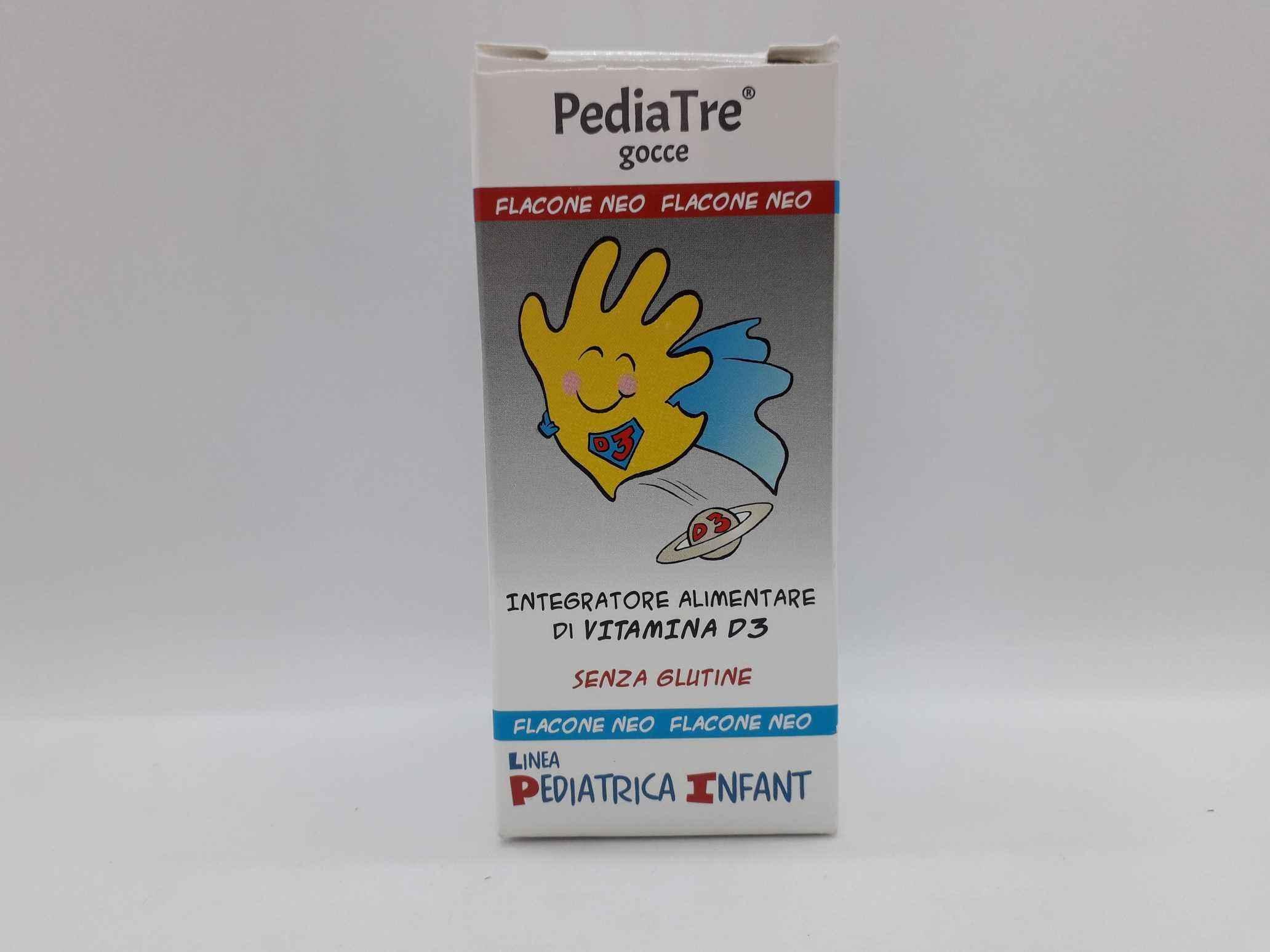 PEDIATRE VITAMINA D 15 ML - Farmaciaempatica.it