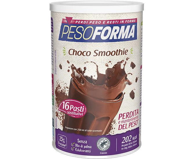 Pesoforma Choco Smoothie 16 Pasti Sostitutivi - Farmacielo
