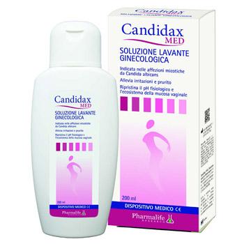 PHARMALIFE CANDIDAX MED SOL LAVANTE GINEC - Iltuobenessereonline.it