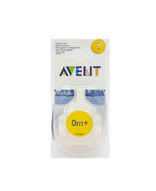 Avent Tettarelle Classic+ Prime Poppate A 1 Foro - Farmacento
