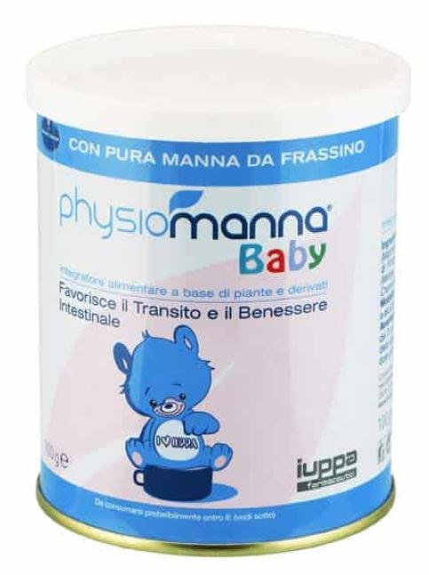 PHYSIOMANNA BABY 100 G - Farmafirst.it