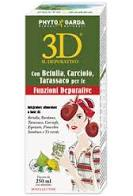 3D IL DEPURATIVO 250 ML - Farmajoy