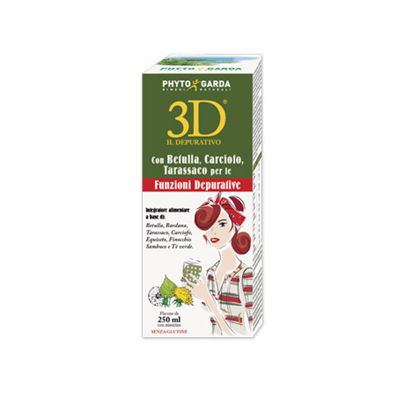 3D IL DEPURATIVO 250 ML - Speedyfarma.it