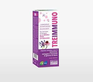 Phyto Garda Sanagol TREIMMUNO Integratore Alimentare 150ml - farmaventura.it