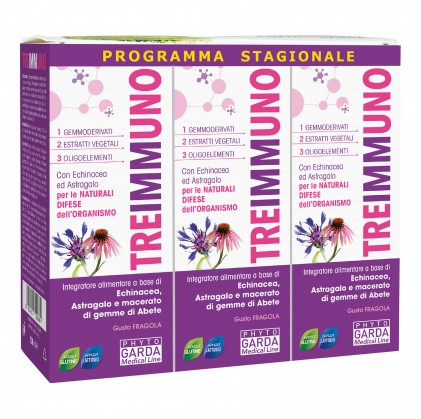 TREIMMUNO 2+1 OMAGGIO 3X150 ML - Speedyfarma.it