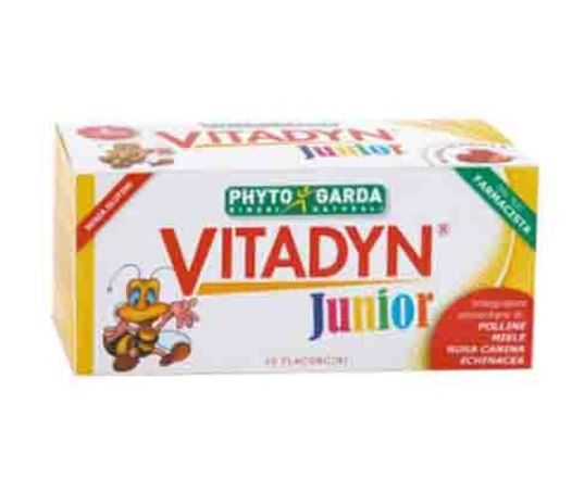 VITADYN JUNIOR 10 FLACONCINI 10 ML - Farmafirst.it