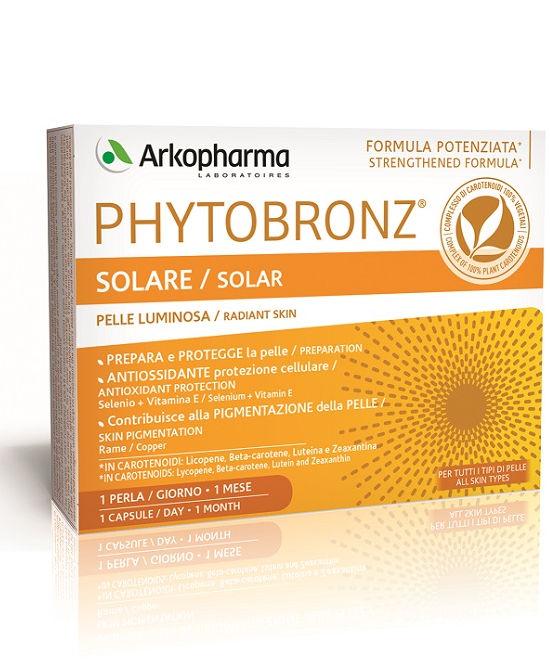 PHYTOBRONZ 30 PERLE - Farmaci.me