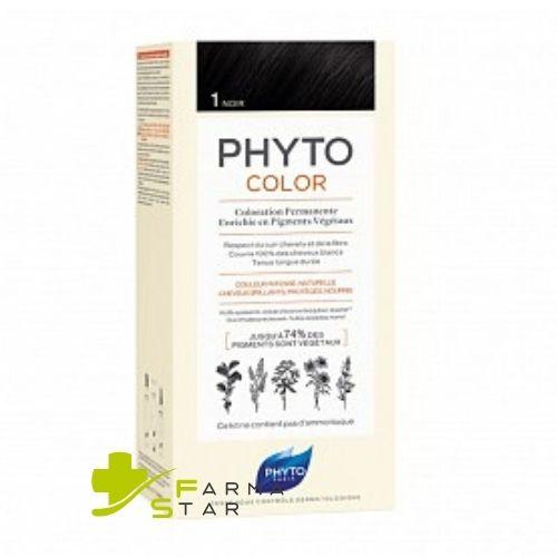 PHYTO PHYTOCOLOR 1 NERO - Farmastar.it