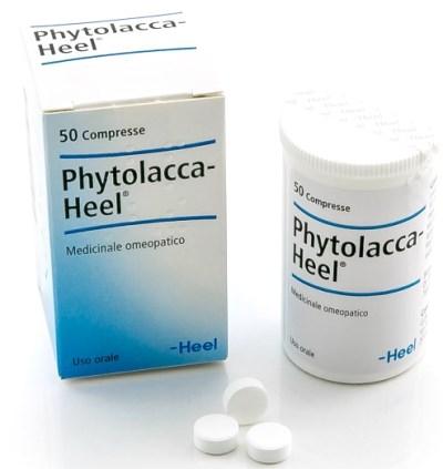 Phytolacca-Heel 50 Compresse - Farmalilla
