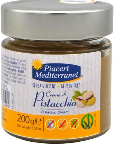 PIACERI MEDITERRANEI CREMA PISTACCHIO 200 G - Farmacia Massaro