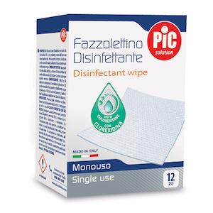 Pic Solution Fazzolettini Disinfettanti - Arcafarma.it