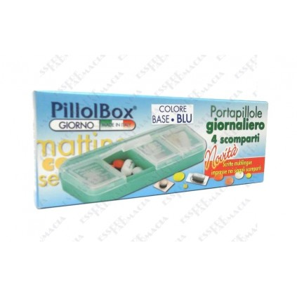 Pilloliera Pillolbox Giorno Made in Italy - Farmalilla