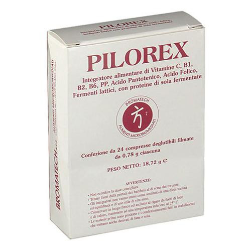 PILOREX 24 COMPRESSE - Farmacia33