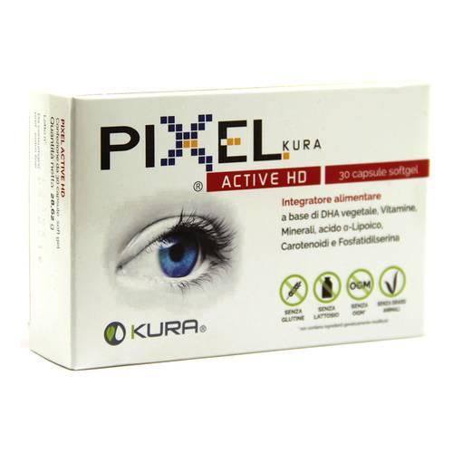 PIXEL ACTIVE HD 30 CAPSULE VEGETALI - Farmastar.it
