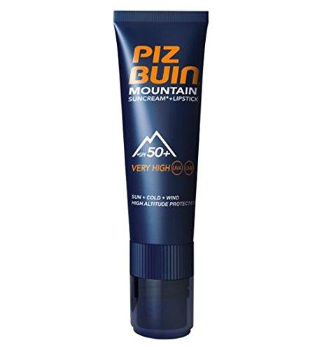 PIZ BUIN MOUNT CREMA SPF15 20 ML + LIPSTICK SPF30 - pharmaluna