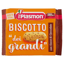 PLASMON BISCOTTO PER GRANDI AL CIOCCOLATO 270 G - pharmaluna
