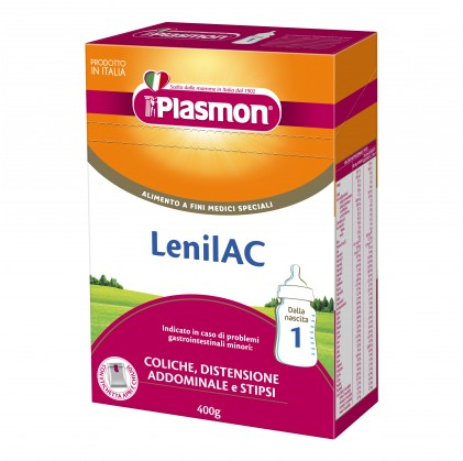 PLASMON LENILAC 1  400 Grammi - Farmafamily.it