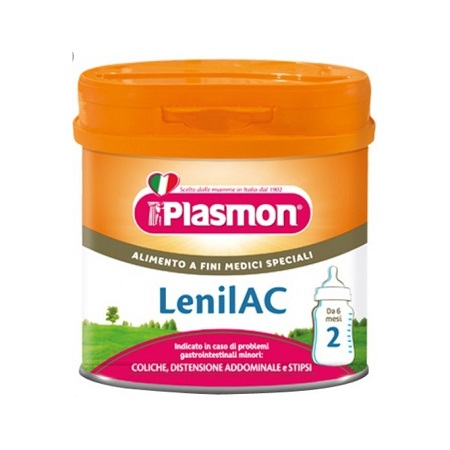 PLASMON LENILAC 2 400G - Farmafamily.it