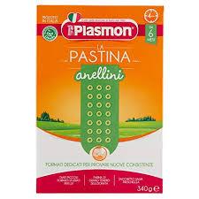 PLASMON ANELLINI 340 G 1 PEZZO - pharmaluna