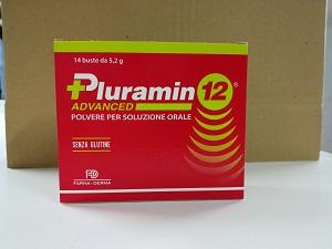 PLURAMIN12 14 BUSTE 71,4 G - Zfarmacia