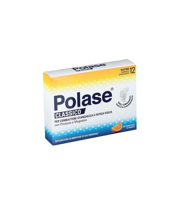 POLASE ARANCIA 12 BUSTINE PROMO 2021 - Farmastar.it