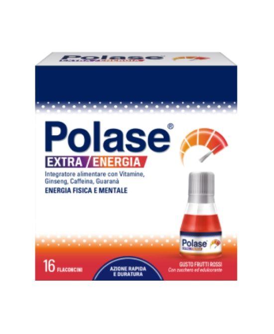 POLASE EXTRA ENERGIA 16 FLACONCINI - Farmapage.it