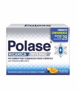 Polase Ricarica Inverno 28 Bustine promo 2020 - Sempredisponibile.it