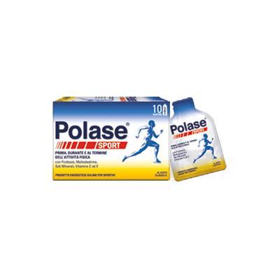 POLASE SPORT 10 BUSTE   - Farmastar.it