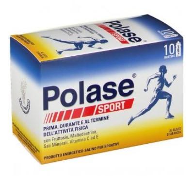 POLASE SPORT 10 BUSTE PROMO 2021 - Farmacia33