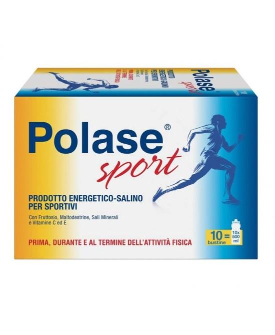POLASE SPORT 10 BUSTINE PROMO - Farmafamily.it