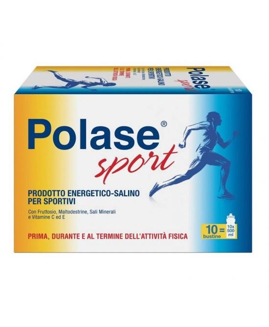 POLASE SPORT 10 BUSTINE PROMO - Farmaci.me