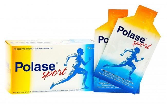 Polase Sport 10 bustiine - latuafarmaciaonline.it