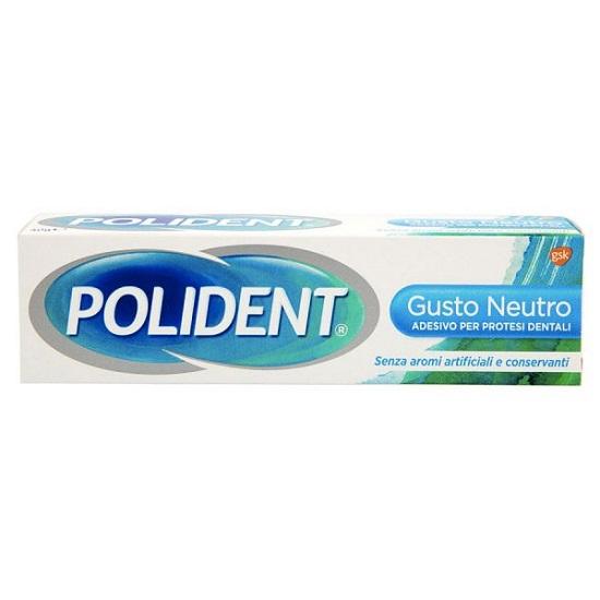 Polident Free Adesivo Per Protesi Dentali Gusto Neutro 70g - Farmastar.it