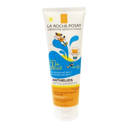 LA ROCHE POSAY ANTHELIOS CREMA GEL PELLE BAGNATA SPF 50+ 250 ML - Farmastar.it