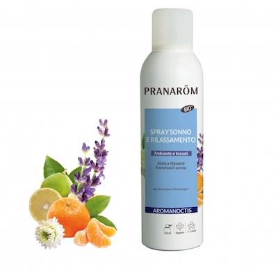 Pranarom Aromanoctis Spray Sonno e Rilassamento 150ml - Arcafarma.it